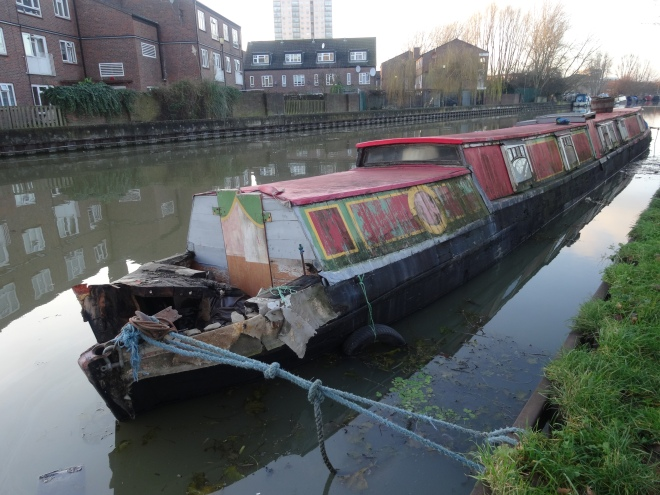 Photo-Essay: Demolition by Water